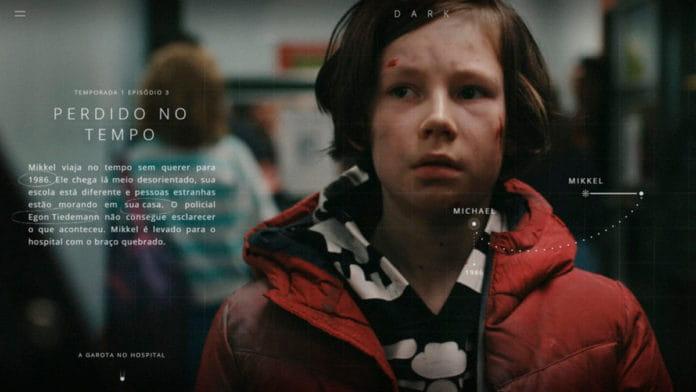 Netflix lança site para ajudar a explicar Dark