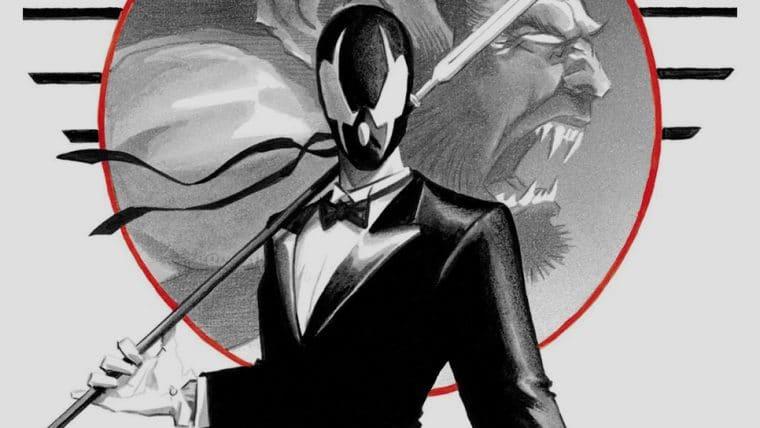Netflix produz série baseada em Grendel, HQ sobre chefão do crime