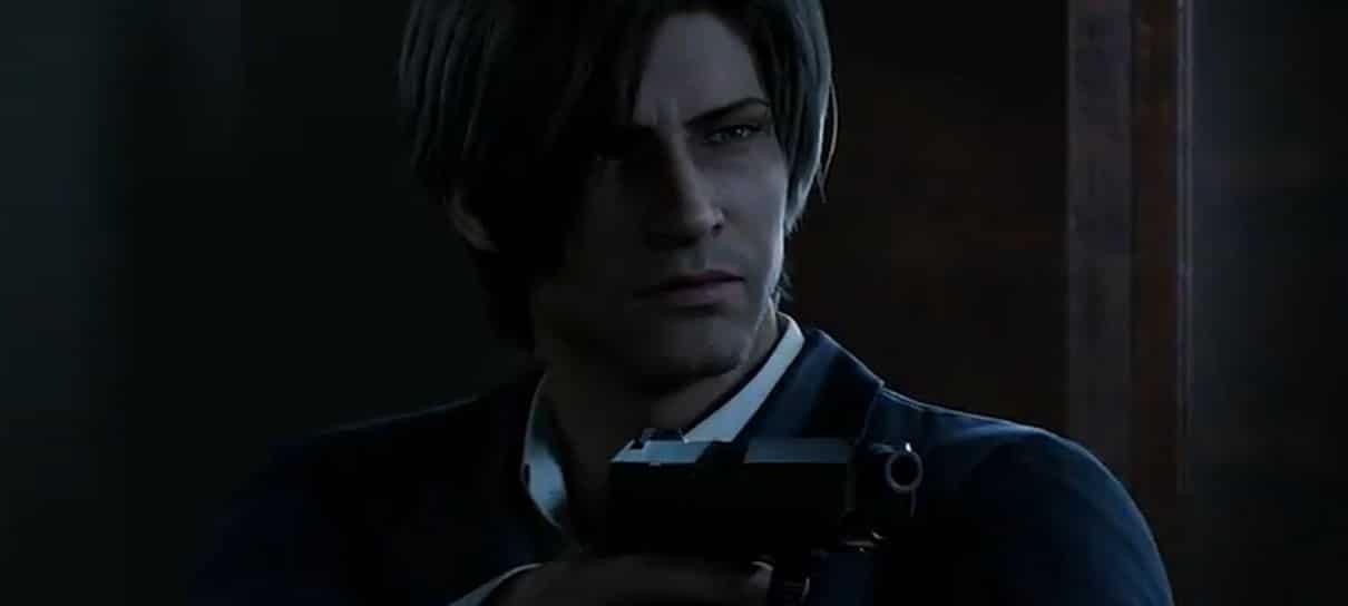 Netflix terá animação de Resident Evil com Leon e Claire
