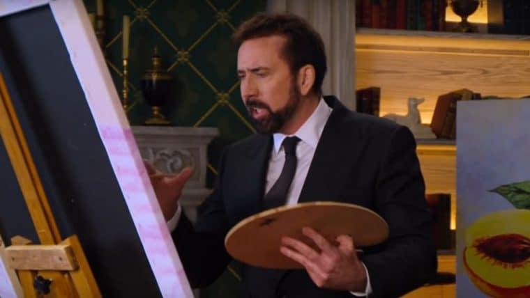 Nicolas Cage apresentará série sobre história dos palavrôes na Netflix