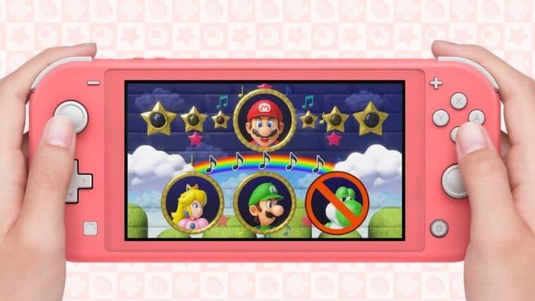 Nintendo divulga trailer de Mario Party Superstars