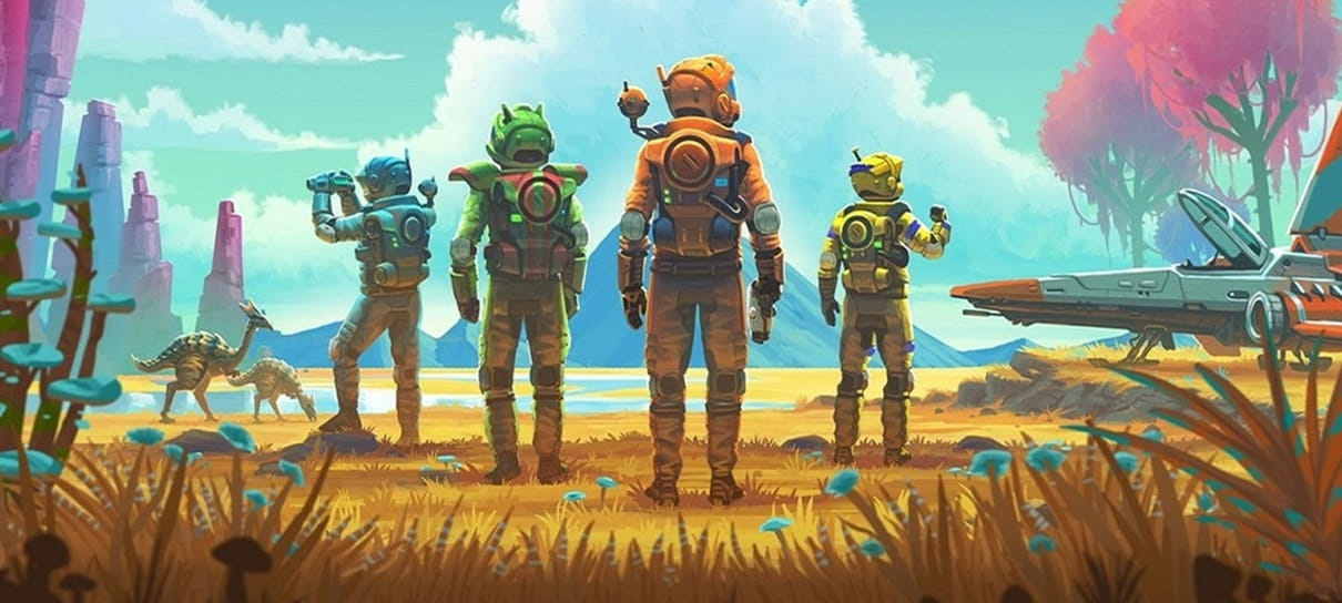 No Man's Sky | Game chega ao Xbox Game Pass