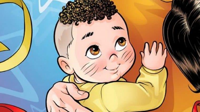 Nova edição de Turma da Mônica Jovem tem capa com filho do Cascão