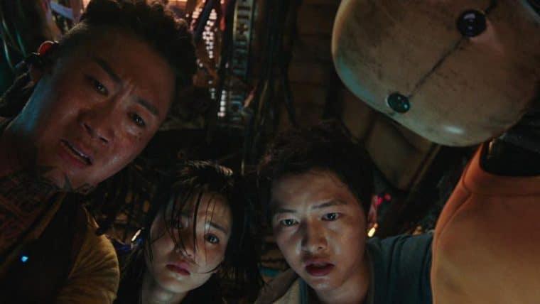 Nova Ordem Espacial   Novo filme coreano da Netflix ganha trailer