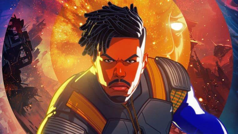 Novo cartaz de What If…? destaca Killmonger