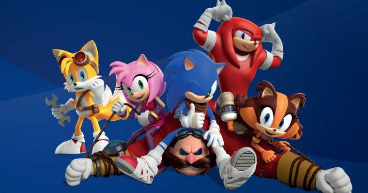 Novos Games de Sonic serão lançados em 2021