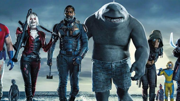 O Esquadrão Suicida é o filme de maior estreia da DC no HBO Max