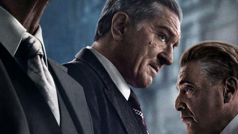 O Irlandês | Filme ganha pôster com Robert De Niro, Al Pacino e Joe Pesci