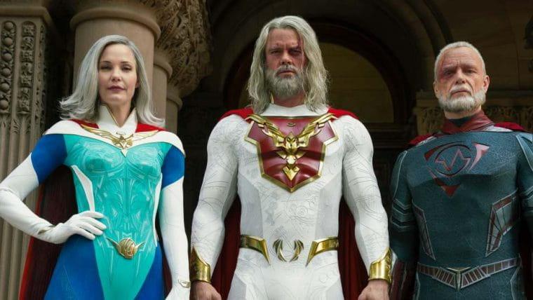 O Legado de Júpiter   Série de heróis da Netflix ganha trailer apresentando os heróis