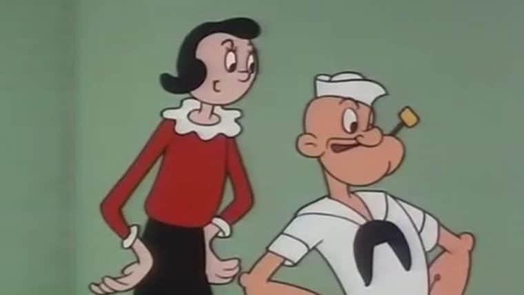 O Marinheiro Popeye estreia na PlutoTV com dublagem original