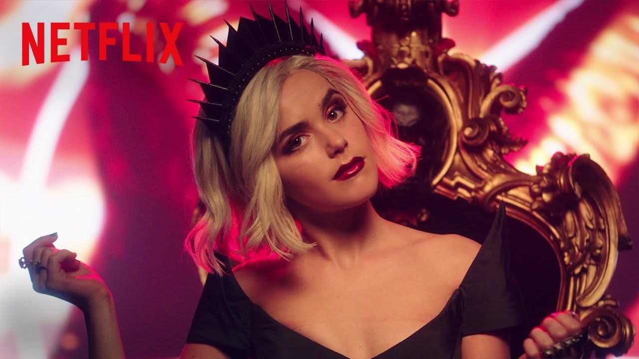 O Mundo Sombrio de Sabrina | Série ganha videoclipe musical