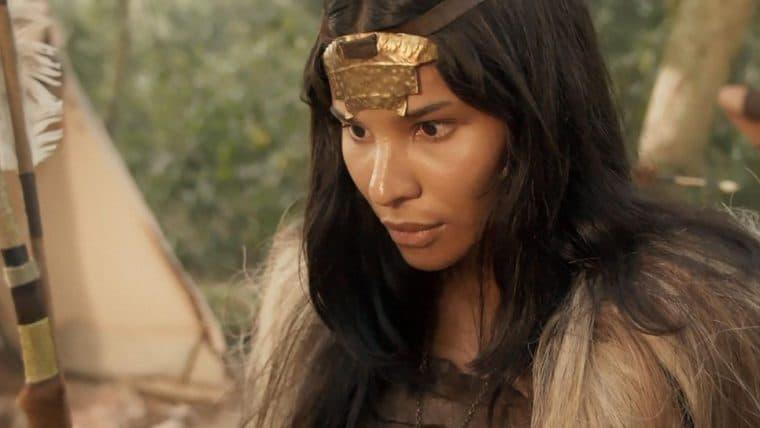 O visual da nova Mulher-Maravilha foi inspirado em atriz de Os Mutantes