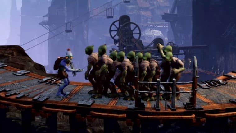 Oddworld: Soulstorm | Game ganha novo trailer de gameplay