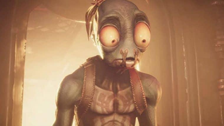 Oddworld: Soulstorm | Game ganha vídeo de gameplay