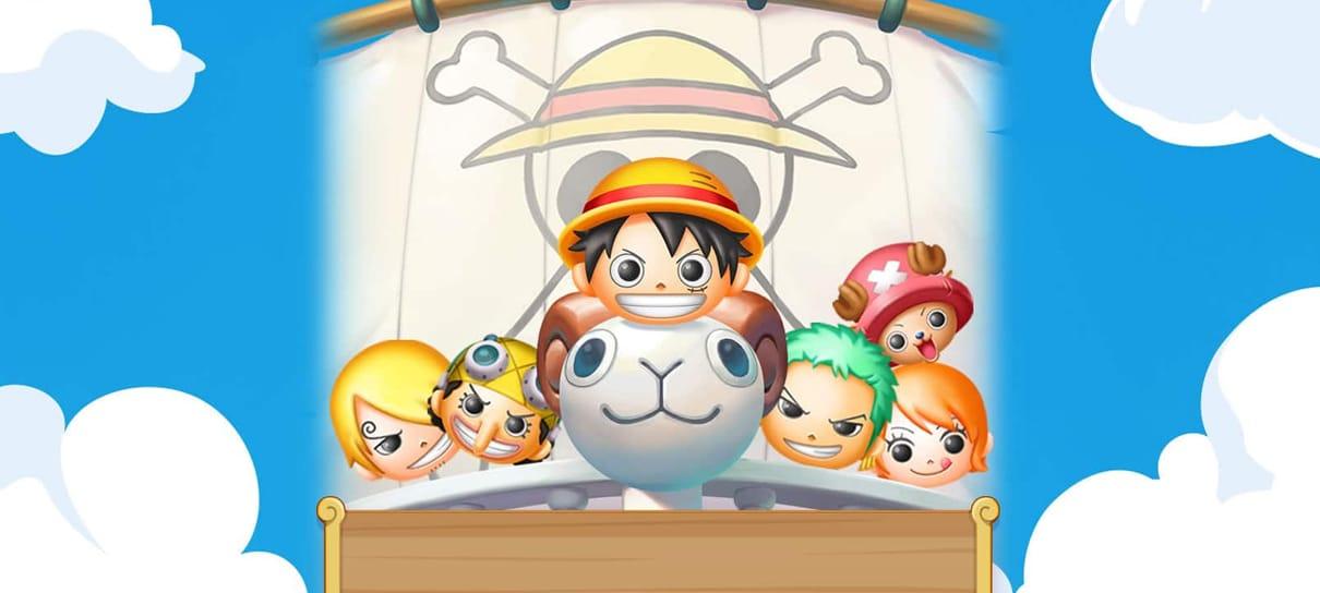 One Piece Bon! Bon! Journey | Game mobile ganha anúncio para o ocidente