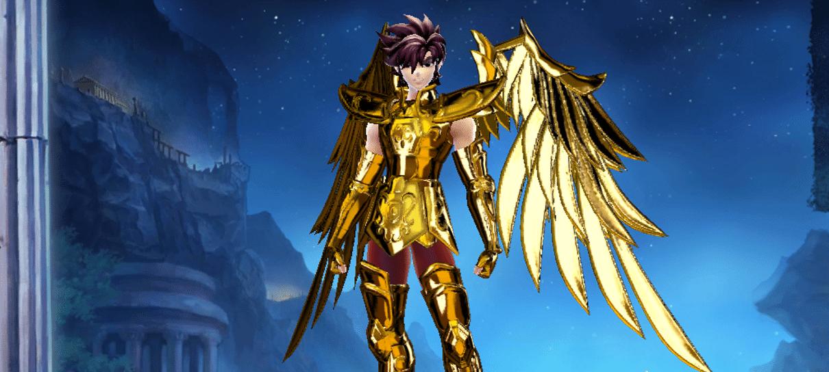 Os Cavaleiros do Zodíaco – Saint Seiya Online   Game será descontinuado