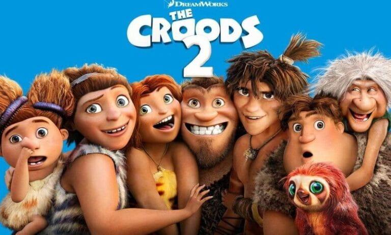 Os Croods 2: Uma Nova Era | Animação ultrapassa $ 100 milhões mundialmente