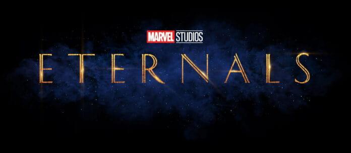Os Eternos | Vaza o possível novo logo do filme