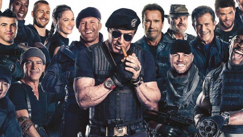 Os Mercenários 4   Sylvester Stallone afirma que filme vai acontecer