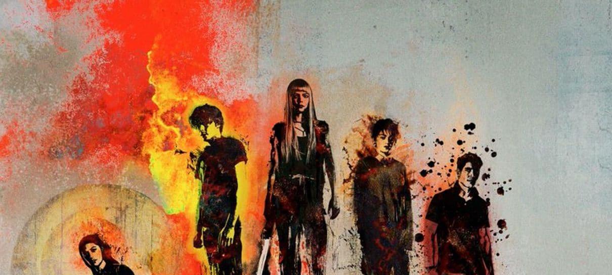 Os Novos Mutantes | Filme ganha novo pôster estilizado