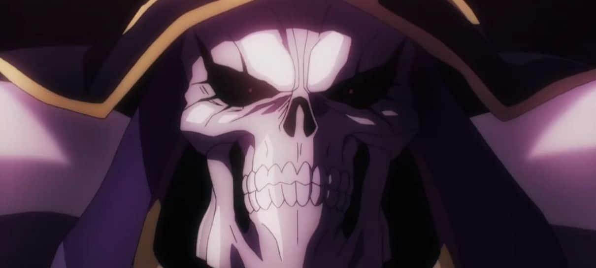 Overlord | Anime ganha primeiro trailer dublado