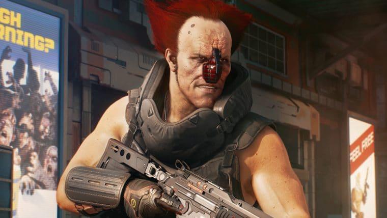 Ozob será um personagem no game Cyberpunk 2077