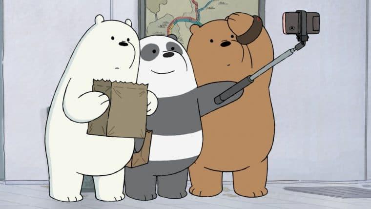 Pardo, Panda e Polar serão bebês em spin-off de Ursos Sem Curso