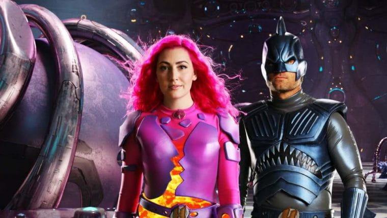 Pequenos Grandes Heróis | Sharkboy e Lavagirl aparecem em novo trailer e precisam ser salvos