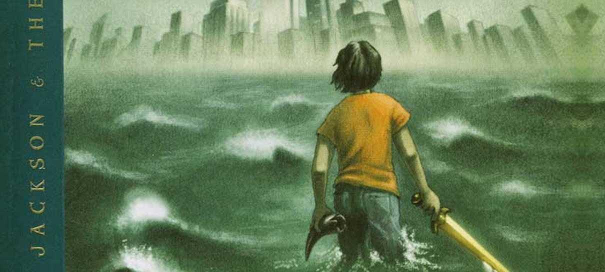 Percy Jackson terá série live-action para o Disney+