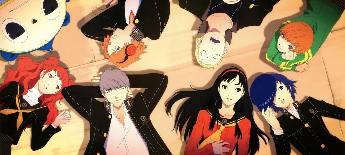 Persona 4 Golden   Game será lançado para PC