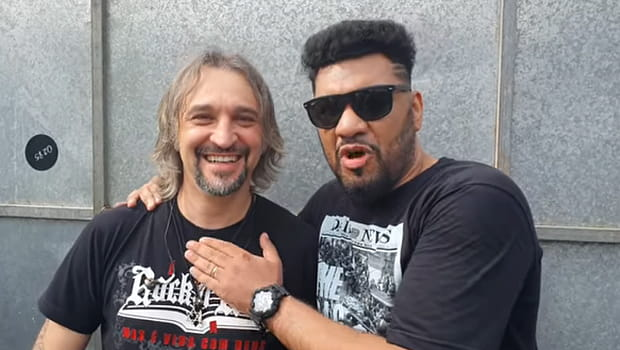 PG e Juninho Afram participam do novo álbum do Pregador Luo
