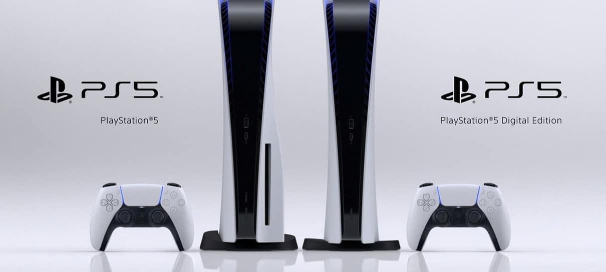 Playstation 5 | Console ganha data de lançamento e preço oficial