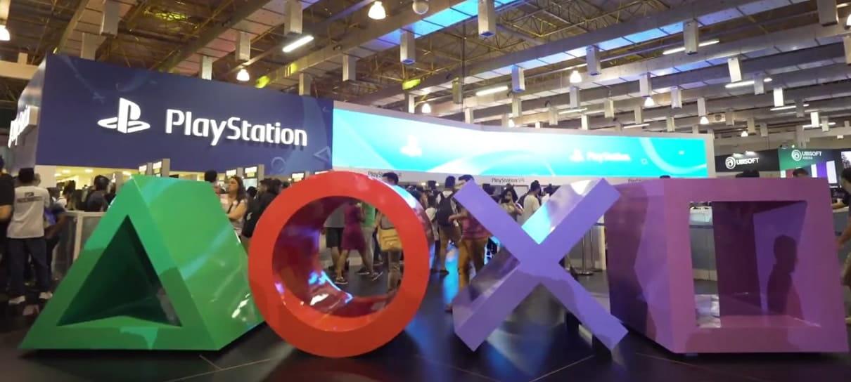 Playstation não estará na Brasil Game Show em 2020