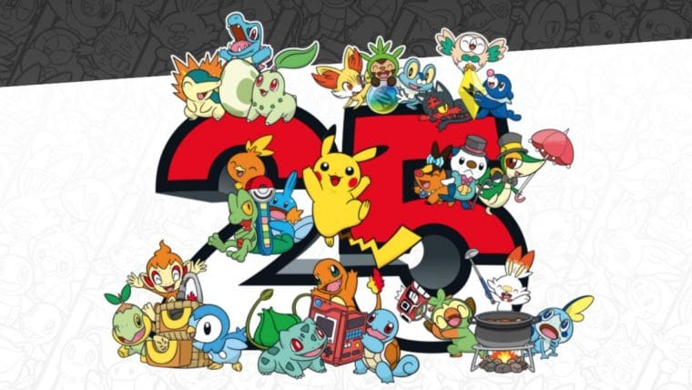 Pokémon   Para comemorar os 25 anos franquia ganha vídeo mostrando sua trajetória