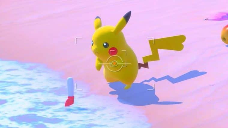 Pokémon Snap | Game ganha trailer apresentando uma região inédita