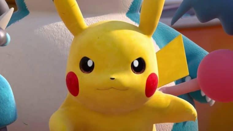 Pokémon Unite | Pikachu, Charizard e Snorlax ganham vídeos mostrando habilidades