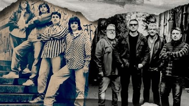 Pré estreia do documentário de 30 anos da banda Resgate em SP