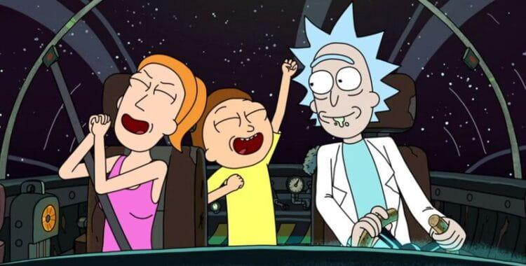 Quarta temporada de Rick e Morty chega na Netflix
