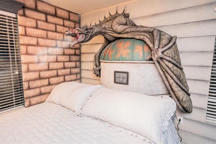 Quartos temáticos do Airbnb oferecem experiência imersiva em Hogwarts