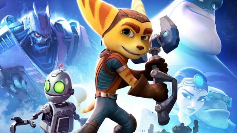 Ratchet & Clank | Game estará de graça para PlayStation 4 em Março