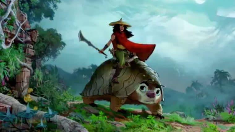 Raya and the Last Dragon | Disney divulga artes conceituais da sua nova animação