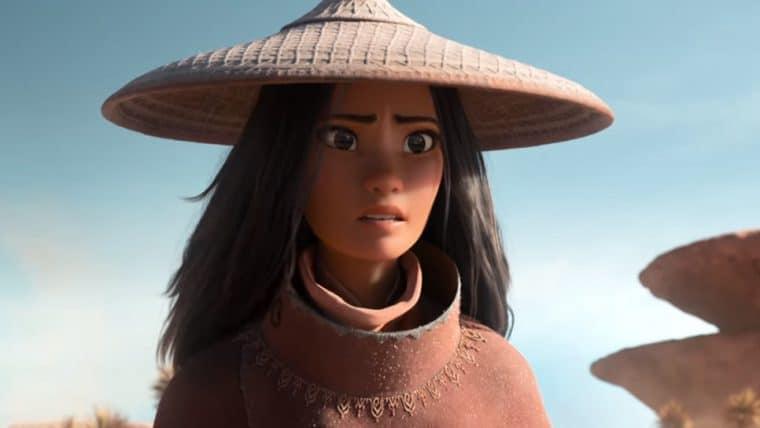 Raya e o Último Dragão   Animação ganha primeiro trailer