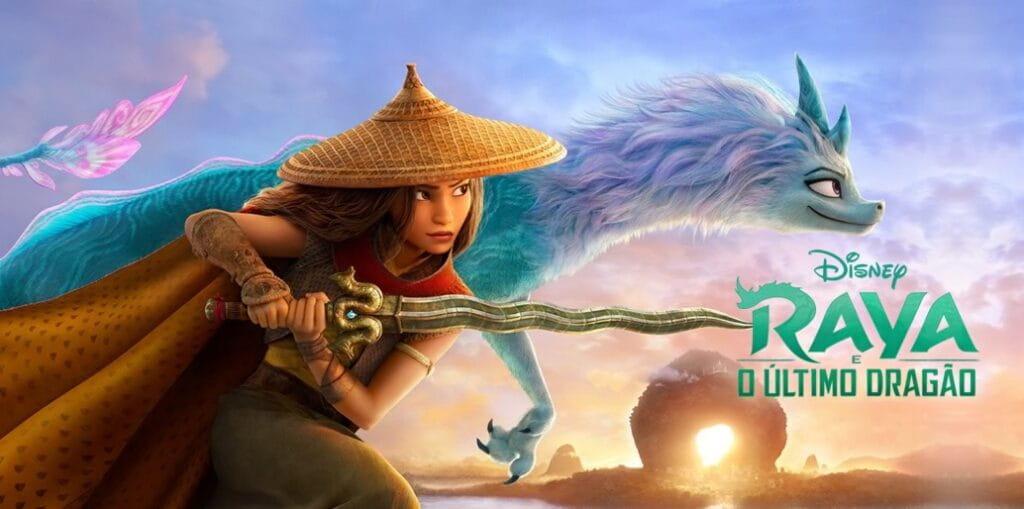 Raya e o Último Dragão | Diretor diz que animação trará assuntos como Confiança e União