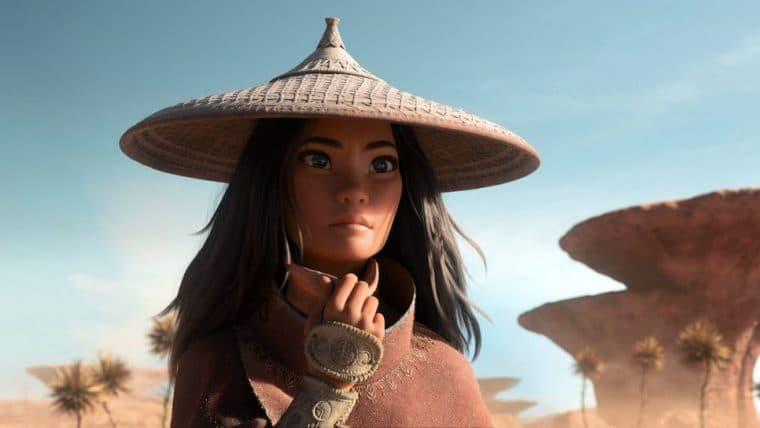 Raya e o Último Dragão   Filme ganha novo trailer mostrando mais da história