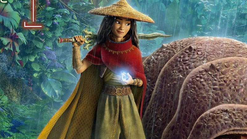 Raya e o Último Dragão | Nova Animação da Disney ganha trailer