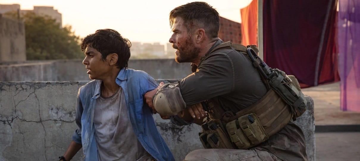 Resgate, com Chris Hemsworth, pode ser a maior estreia da Netflix