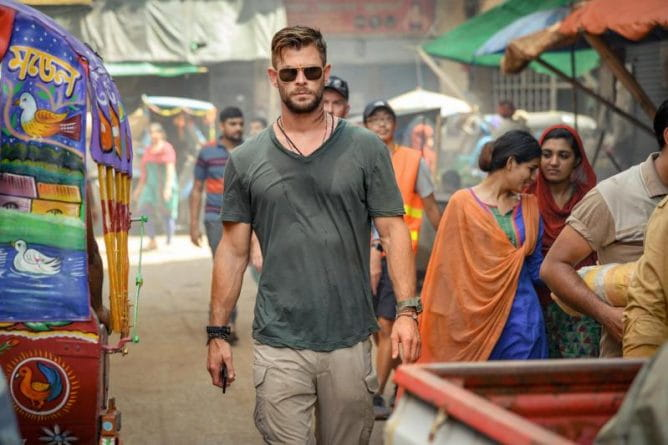 Resgate   Joe Russo desenvolve roteiro para sequência da Netflix