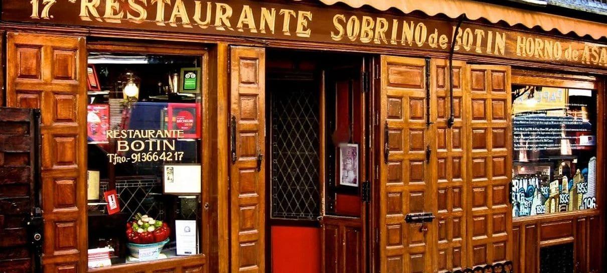 Restaurante mais antigo do mundo fecha pela primeira vez devido ao coronavírus