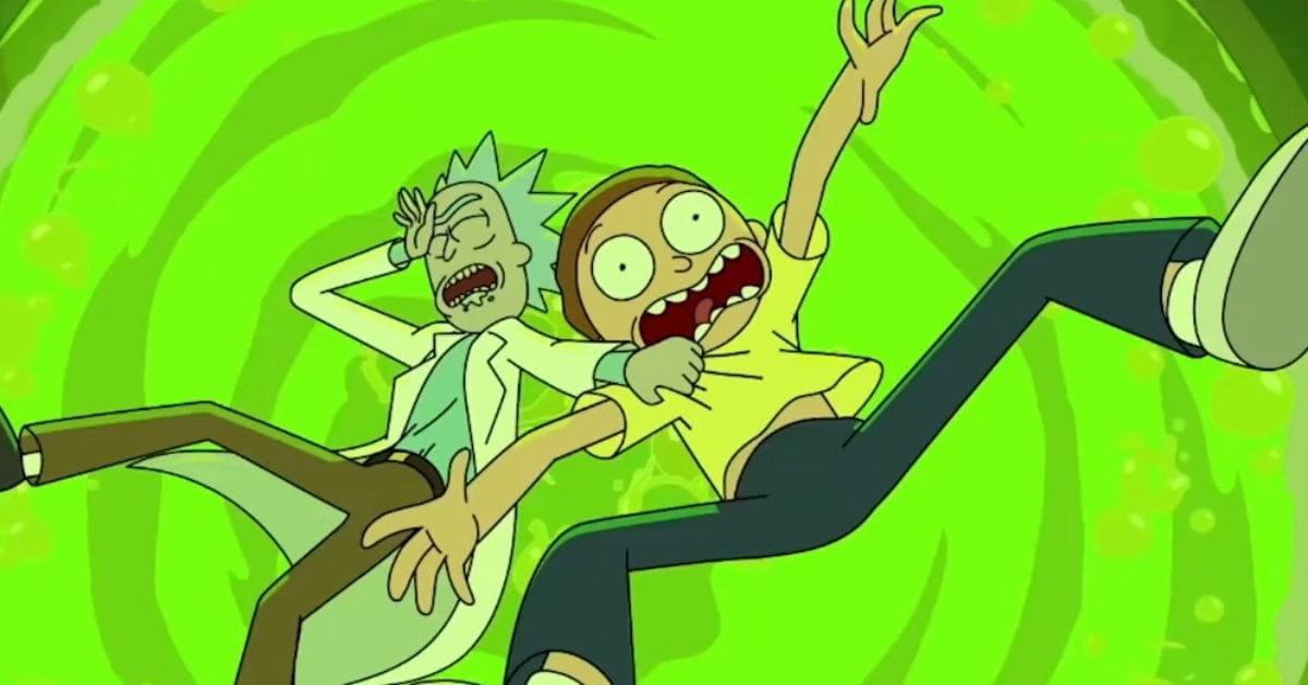 Rick e Morty é uma das indicadas para Melhor Série no Emmy 2020