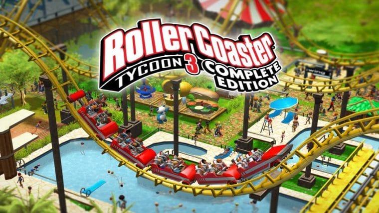 RollerCoaster Tycoon 3 | Clássico jogo de construção de parques está gratuito para PC